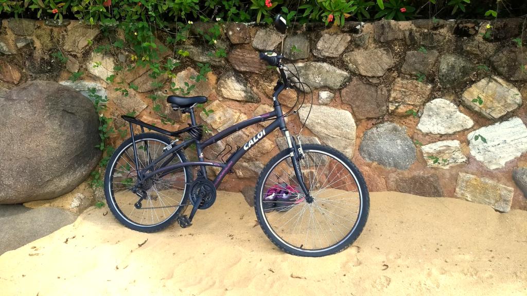 cicloturismo para iniciantes